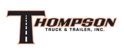 Thompson Truck & Trailer --- Logo